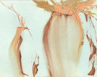 Vessel Watercolor #40 7x10