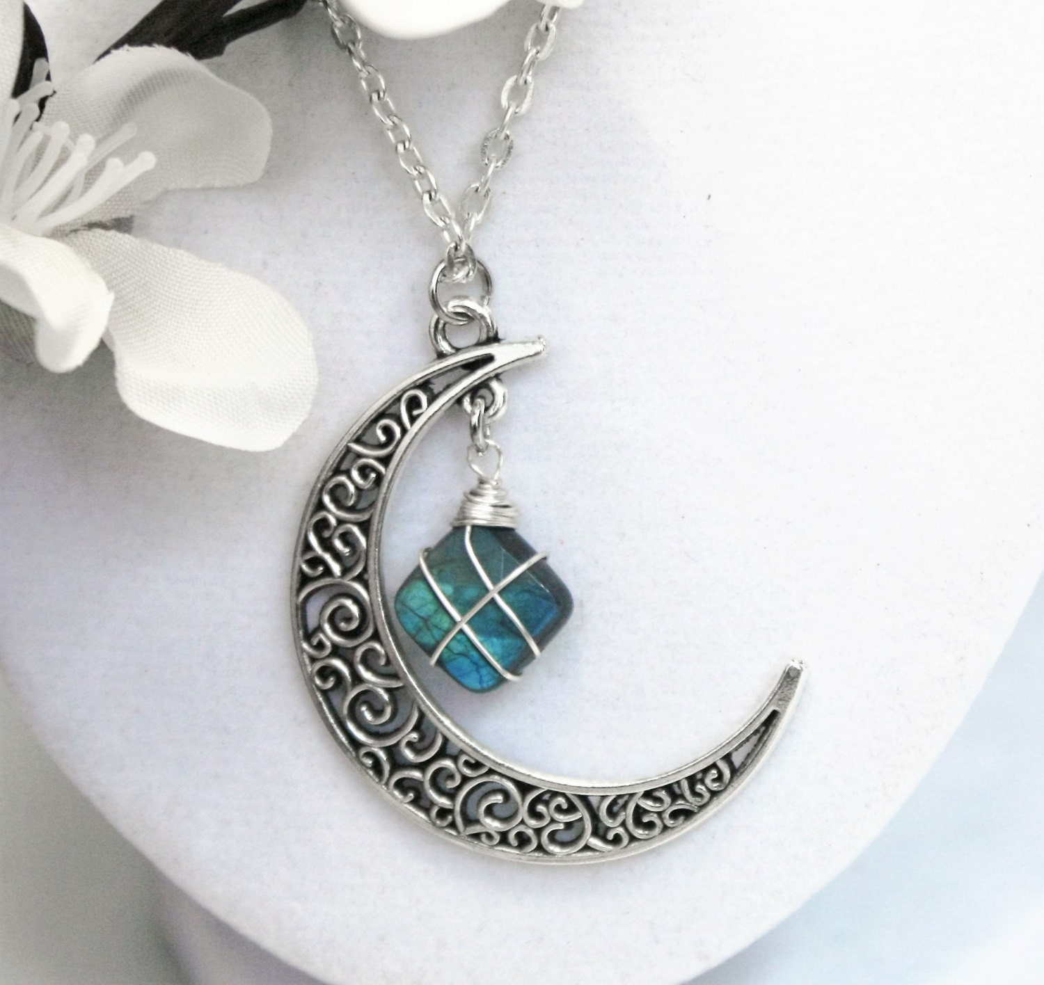 of aquamarine gemstone alayna labradorite wear k everyday boho pendant necklace products jones