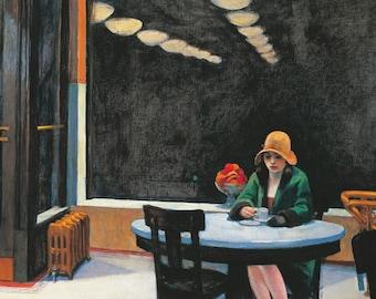 Edward Hopper Automat,1927