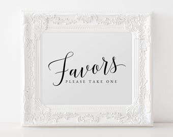 Wedding Favors Sign Printable, Favors Wedding Table Sign, Printable Favors Sign, Guest Favor Wedding Sign, Guest Favor Sign Wedding