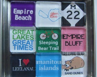 EMPIRE, Sleeping Bear Sand Dunes, Glen Arbor, Glen Lake, M22, Leelanau, Up North Michigan, Michigan Gifts, Traverse City, Great Lakes