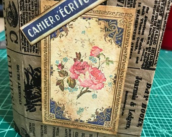 Little Frenchy Junk Journal