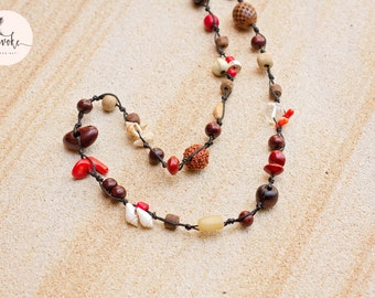 Natural at Heart Necklace
