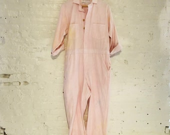 Hand-Dyed Jumpsuit