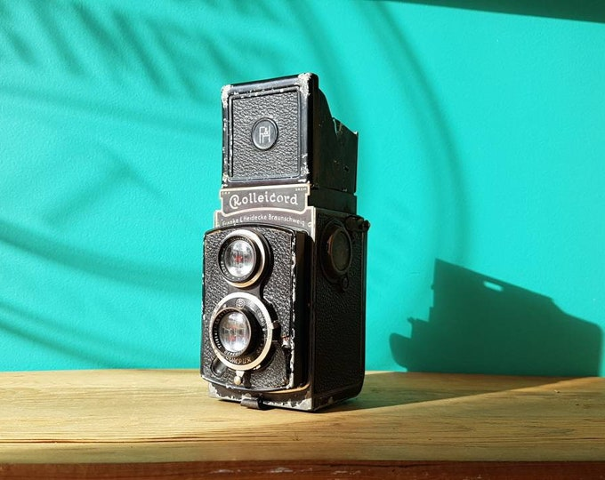1930's Rolleicord TLR