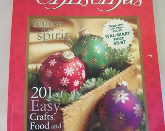 Diy Christmas Craft  book used Craft Book 192 pages