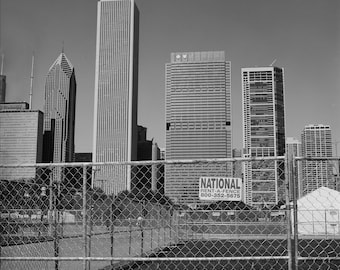 Grant Park, Chicago, IL, September 2017
