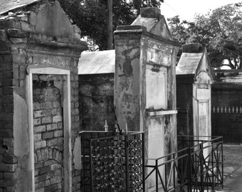 New Orleans Grave 1 Photo