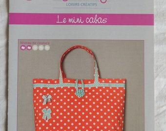 Form creative sewing Recreatys small bag