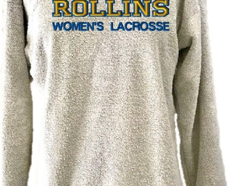 Custom Woolly Threads for Woman's Lacrosse Team