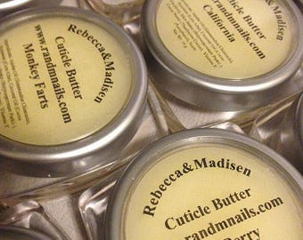 Pick 3 Cuticle Butter