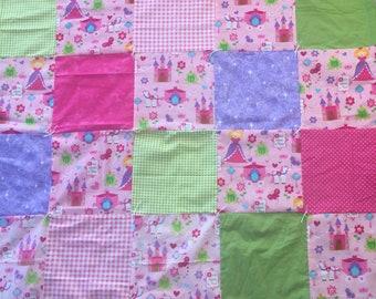 Princess patch quilt