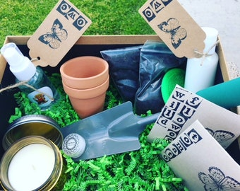 Gardening Kit! All Gardening Essentials To Plant & To Take Care of Your Body