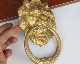 1 Pcs Door Knocker,antique Door Knocker,outdoor Decor,door Bell,door Hanger, Door Decor,front Door Decor,door Decoration,door Hangers