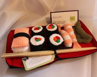 Felt Sushi Set
