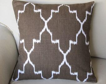 Designer decorative pillow cover  18x18 20x20 22x22 24x24 26x26