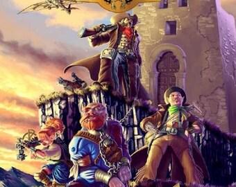 Pathfinder RPG: Westbound