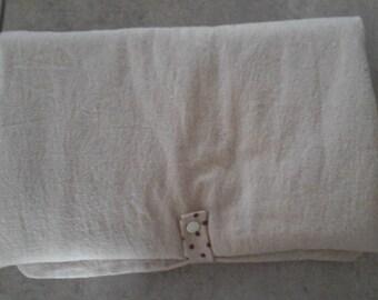 mattress has diaper Nomad