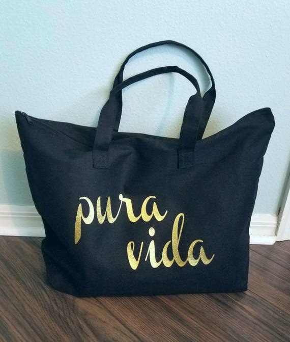 Tote Bag - On Vacation Tote by VIDA VIDA LGmJd