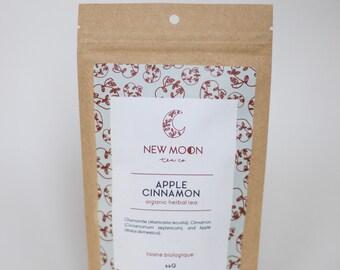 Apple Cinnamon Seasonal Blend, Organic