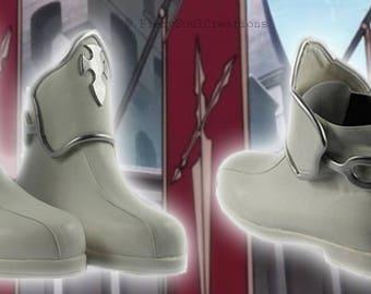 Sword Art Online Asuna Yuuki Cosplay Boots