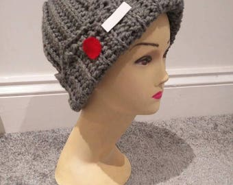 Jughead Jones crochet inspired Beanie crochet handmade Riverdale Hat