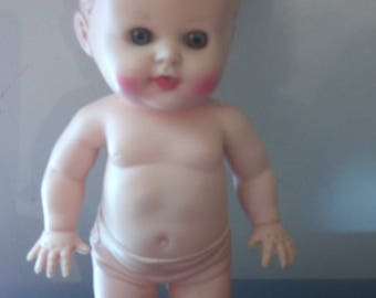 Vintage 1950s Tod-l-Tot Doll The Sun Rubber Co