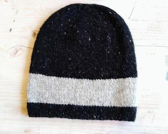 Hat, cashmere cap, winter accessory, knitting fashion, unique