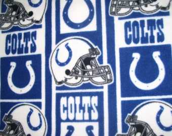 Indianapolis Colts Block Blanket