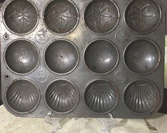 Minute Maid Vintage Muffin Tin