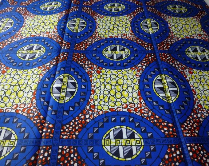 African Fabrics Super Wax Print Fabrics For Sewing, Fabrics For Dress Making Kitenge/Pagnes/Ankara /ChitengeSold By The Yard 162137256330