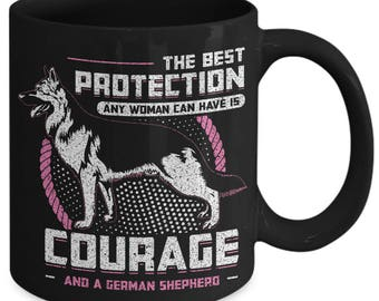 German shepherd mug mom-German shepherd gift for her-German shepherd mug-German shepherd gift-german shepherd dog mug-German Shepherd mom