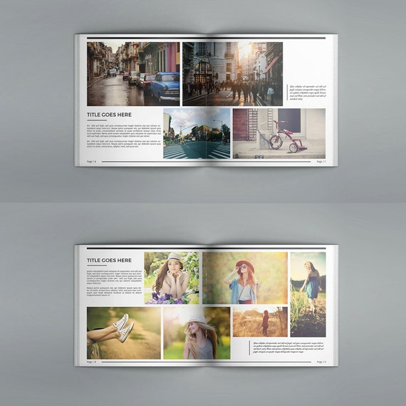 Portfolio Brochure Multipurpose Square Brochure Template - Portfolio brochure template