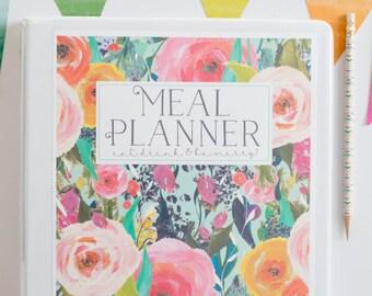Printable Meal Planner - Instant Digital Download