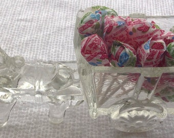 Glass Candy Carriage!