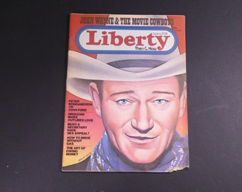1974 Liberty then and now magazine