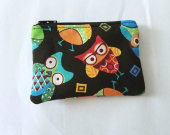 Fabric Coin Purse | Gift Card Holder | Business Card Holder