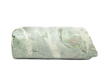 Mining Drill Core from a Waldo Graphic Teaching Mine in the Kelly District New Mexico,  Green Gray rock rod
