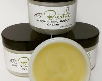 Respiratory Relief Cream