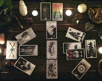 The World . Tarot Reading