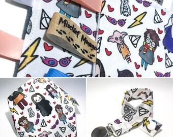 Harry Potter baby gift set - Harry Potter baby shower gift - Harry Potter blanket - Harry Potter bib - Hogwarts gift set