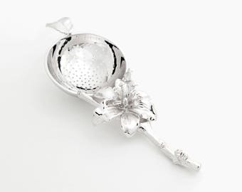 TITASY Platinum Tea Strainer [Platonic Love, TS-11]
