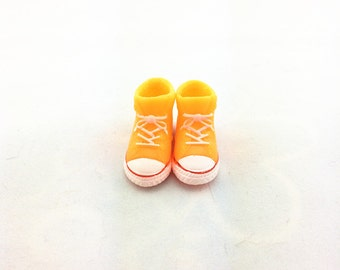 love your colorful converse----neon orange(blythe shoes/licca,Azone)