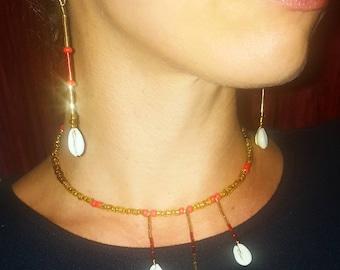 Soul Fire Jewelry set