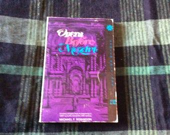 Opera Before Mozart, 1966 Edition