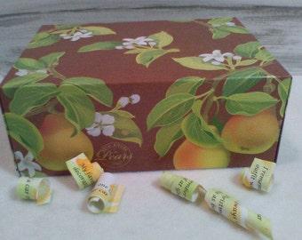 "Fruit Tree Mother's Day Gift, Memory Box, Birthday Anniversary ""Growing up ME!  Memory Compendium©"" RoadSideBoutique Mary Lynn Savko"