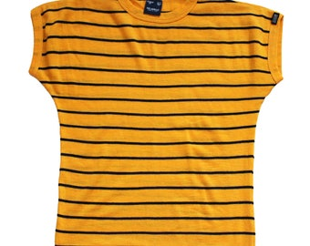 Soft Vintage Woman's Striped Top