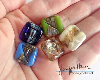 RUNES! Viking Odin Player Markers by Jenefer Ham Pawns Board Game