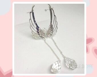 Angel Wings Earcuffs