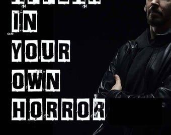 LIMITED AVAILABILITY: Personalised horror novella
